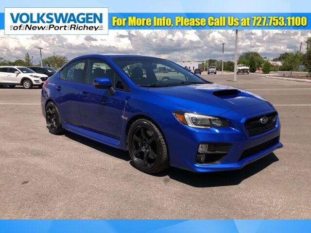 2017 Subaru WRX STi Limited New Port Richey FL