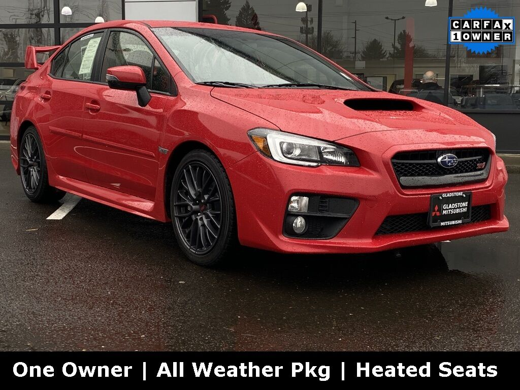 2017 Subaru WRX STi Milwaukie OR