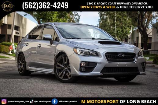 2017 Subaru WRX WRX Limited Sedan 4D Long Beach CA
