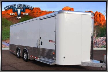 Sundowner Xtra24BP Enclosed Car Hauler Brand New Mesa AZ