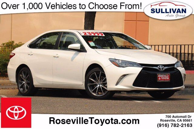 2017 TOYOTA Camry XSE Roseville CA