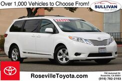 2017_TOYOTA_SIENNA_LE_ Roseville CA