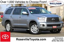 2017_TOYOTA_Sequoia_4WD LTD_ Roseville CA