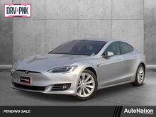2017_Tesla_Model S_100D_ Buena Park CA