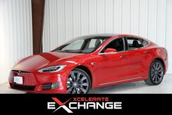 2017_Tesla_Model S_100D_ Dallas TX
