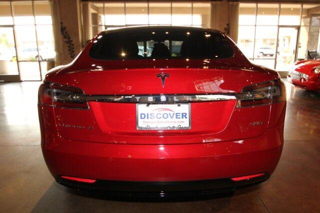 2017 Tesla Model S 100D Sedan 4D AWD EV Scottsdale AZ