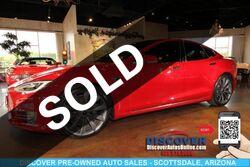 Tesla Model S 100D Sedan 4D AWD EV Scottsdale AZ