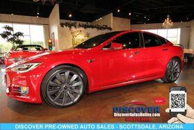 2017_Tesla_Model S_100D Sedan 4D AWD EV_ Scottsdale AZ