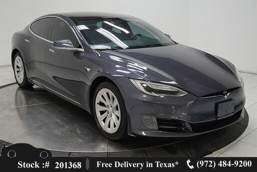 2017_Tesla_Model S_75 NAV,CAM,PANO,HTD STS,BLIND SPOT,19IN WLS_ Plano TX