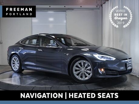 2017_Tesla_Model S_75D AWD Autopilot Pano Roof Air Suspension Nav_ Portland OR