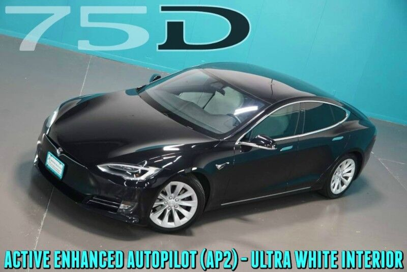 2017 Tesla Model S 75D Carrollton TX
