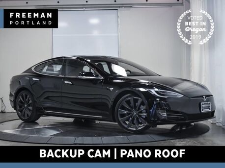 2017_Tesla_Model S_90D AWD Pano Roof Backup Cam 24k Miles_ Portland OR
