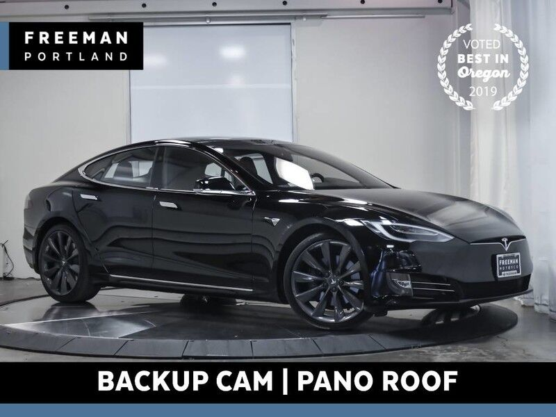 2017 Tesla Model S 90D AWD Pano Roof Backup Cam 24k Miles Portland OR