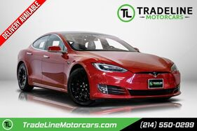 2017_Tesla_Model S_90D_ CARROLLTON TX