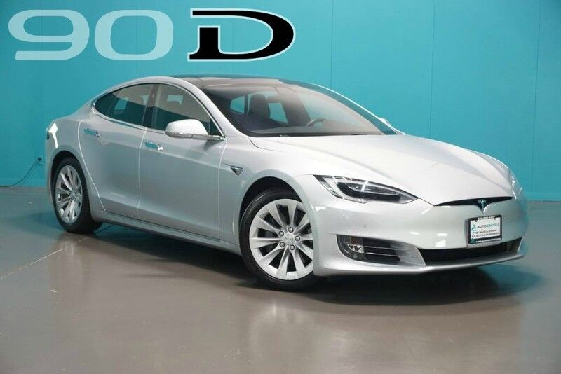2017 Tesla Model S 90D Carrollton TX