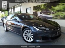 2017_Tesla_Model S_90D_ Raleigh NC