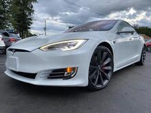 2017_Tesla_Model S_P100D_ Raleigh NC