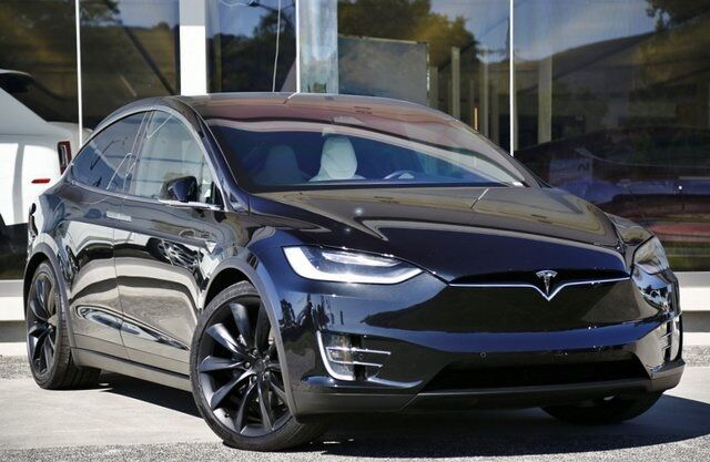 2017 Tesla Model X 100D  Westlake Village CA