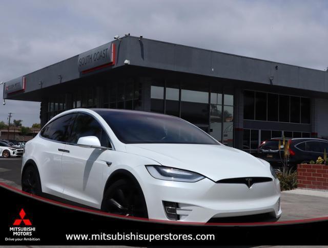 2017 Tesla Model X 100D Cerritos CA