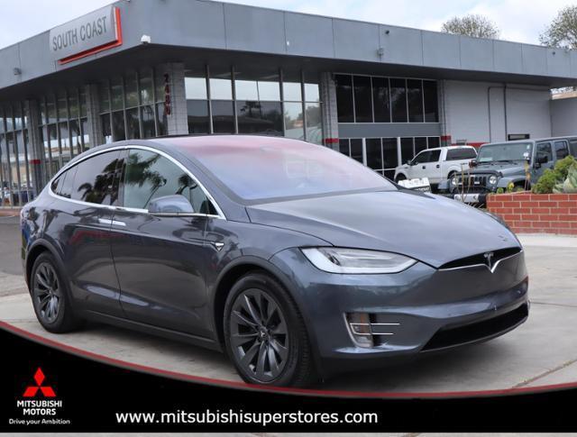 2017 Tesla Model X 100D Costa Mesa CA