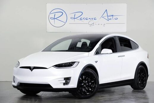 2017 Tesla Model X 100D Enhanced AutoPilot 3rd Row 7 Pass Seating Premium Pkg The Colony TX