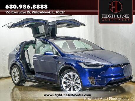 2017_Tesla_Model X_100D_ Willowbrook IL