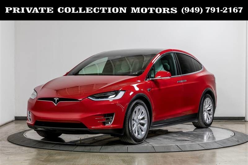2017_Tesla_Model X_75D $99,750 MSRP One Owner_ Costa Mesa CA