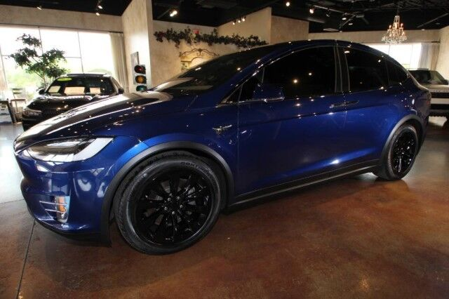 2017 Tesla Model X 75D AWD SUV EV Scottsdale AZ