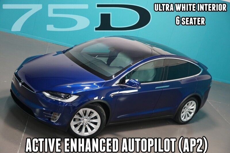 2017 Tesla Model X 75D Carrollton TX