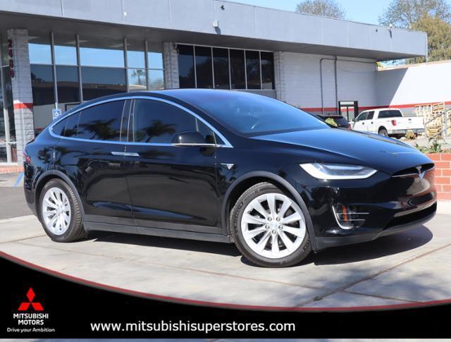 2017 Tesla Model X 75D Costa Mesa CA