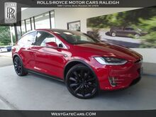 2017_Tesla_Model X_75D_ Raleigh NC