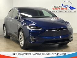 2017_Tesla_Model X_90D AWD 90kWh BATTERY BATTERY RANGE UPGRADE ENHANCED AUTOPILOT NAVIGATION_ Carrollton TX