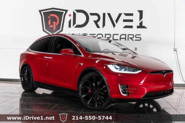 2017 Tesla Model X P100D Carrollton TX