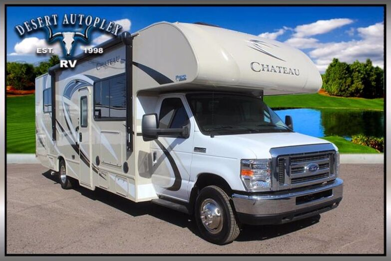 2017 Thor Chateau 28Z Single Slide Class C Motorhome Mesa AZ