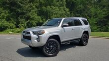 2017_Toyota_4RUNNER_TRD OFF ROAD PREMIUM / 4WD / LIFT / CAMERA_ Charlotte NC