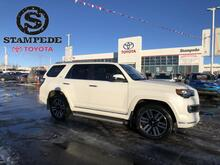 2017_Toyota_4Runner_Limited  - Low Mileage_ Calgary AB