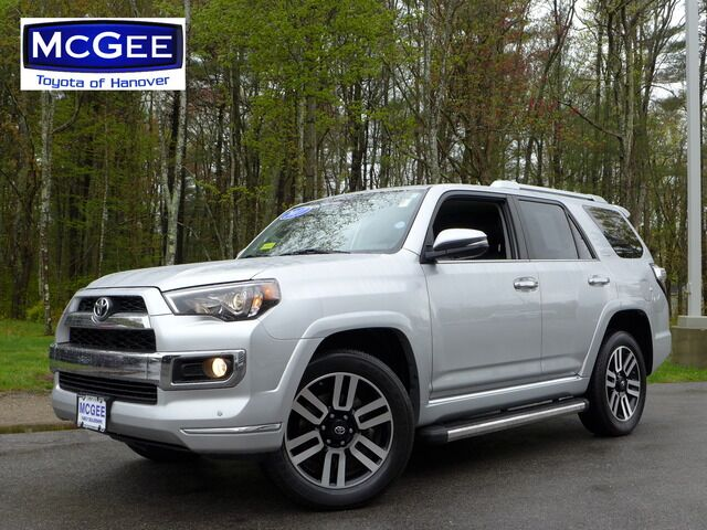 2017_Toyota_4Runner_Limited 4WD_ Hanover MA
