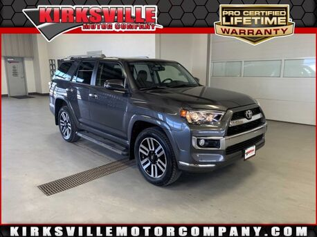2017_Toyota_4Runner_Limited 4WD_ Kirksville MO