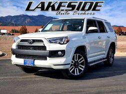 2017_Toyota_4Runner_Limited 4WD V6_ Colorado Springs CO