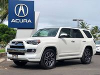 Toyota 4Runner Limited 4x2 4dr SUV 2017