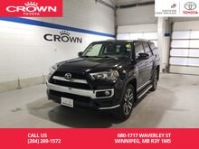 2017_Toyota_4Runner_Limited 5 Pass 4WD / Clean Carproof / One Owner / Local_ Winnipeg MB