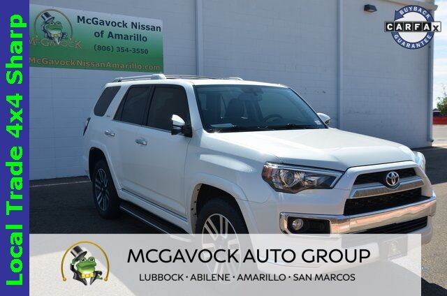 2017 Toyota 4Runner Limited Amarillo TX