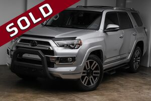 2017_Toyota_4Runner_Limited_ Akron OH