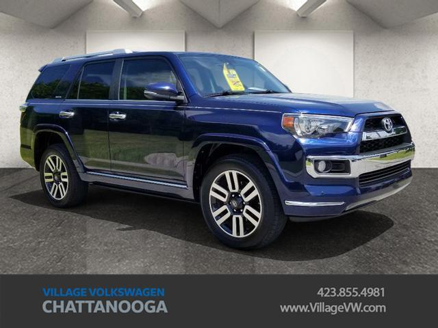 2017 Toyota 4Runner Limited Chattanooga TN
