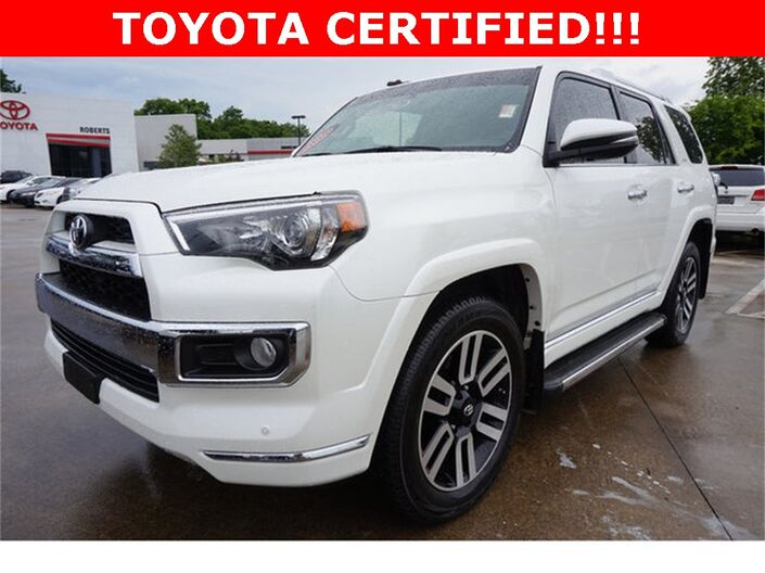 2017 Toyota 4Runner Limited Columbia TN
