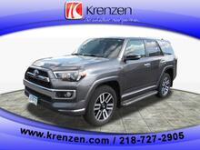 2017_Toyota_4Runner_Limited_ Duluth MN