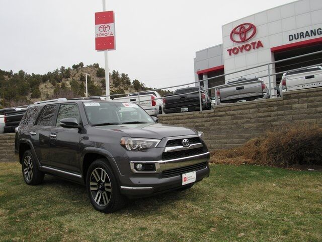2017 Toyota 4Runner Limited Durango CO
