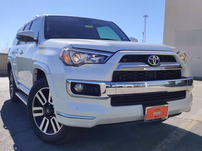 2017 Toyota 4Runner Limited El Paso TX