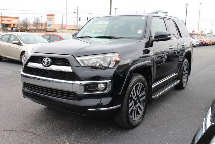 2017 Toyota 4Runner Limited Fort Wayne Auburn and Kendallville IN
