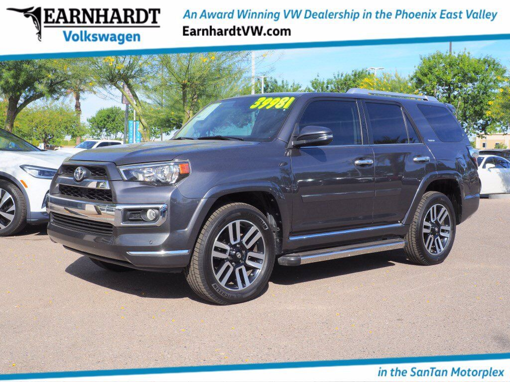 2017 Toyota 4Runner Limited Gilbert AZ